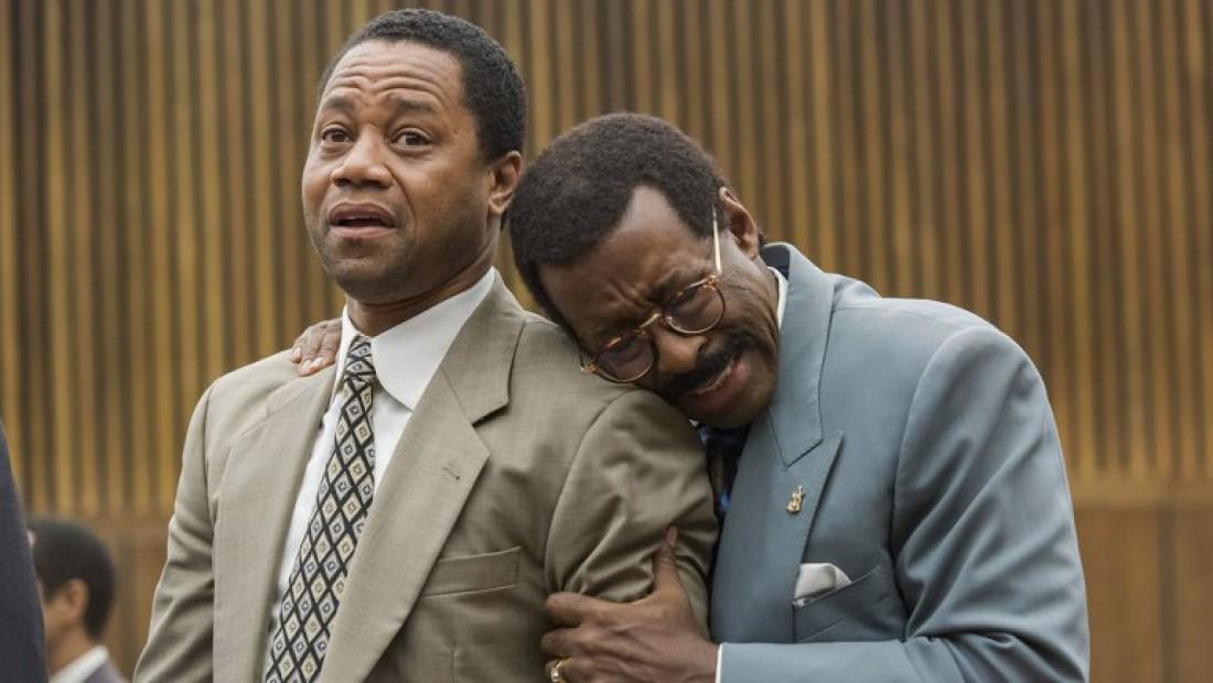 Cтоп-кадр из сериала Американская история преступлений