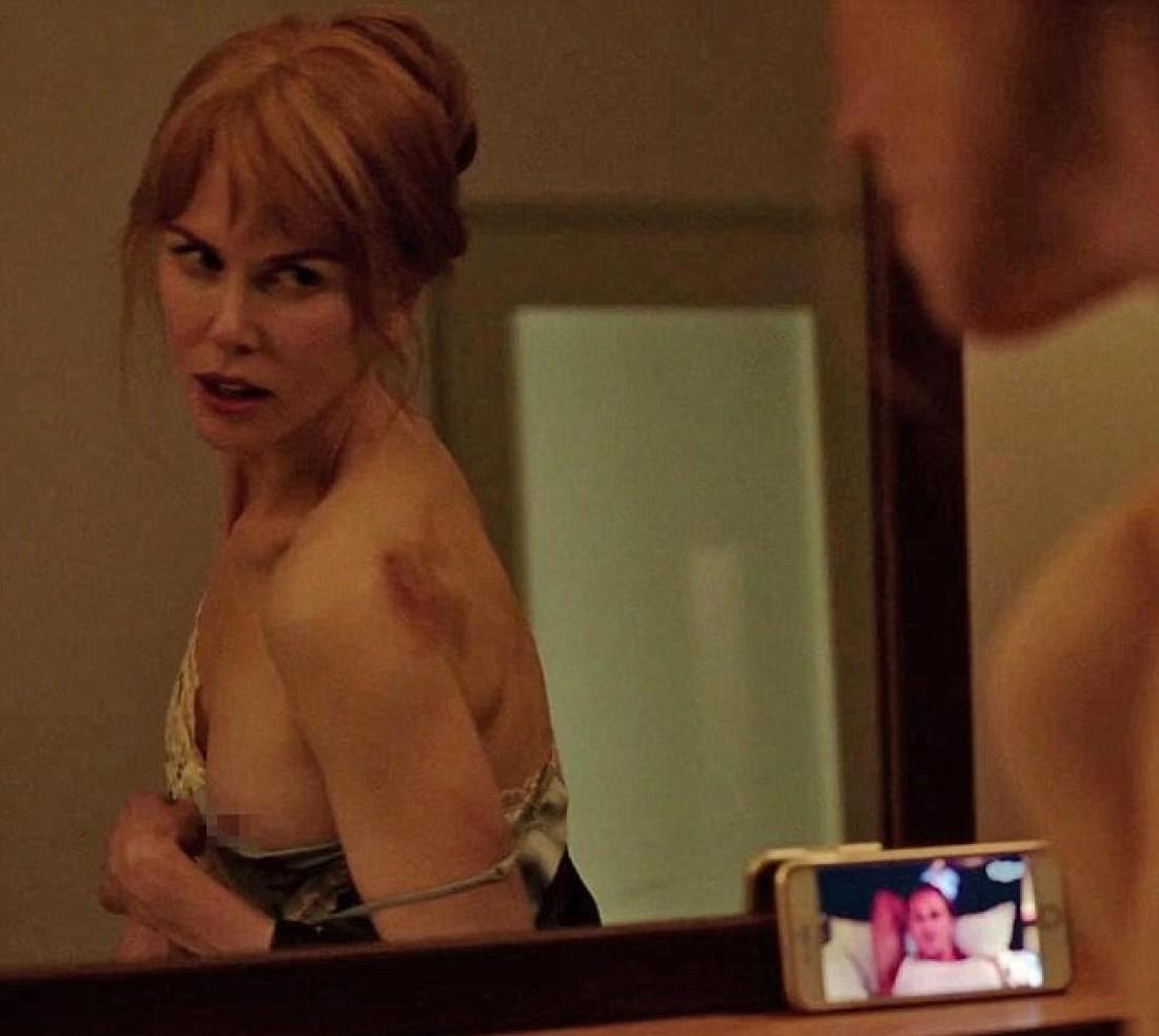 Николь Кидман поведала опобоях насъемках фильма
