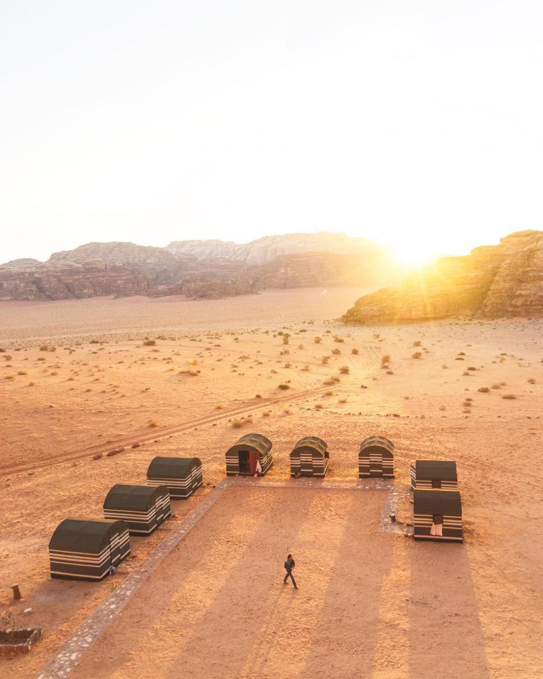 Вади-Рам (Лунная долина). Иордания