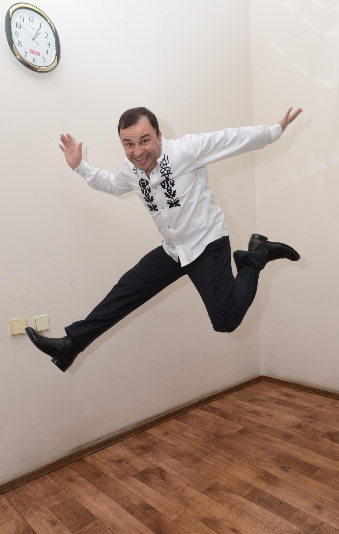 Виктор Павлик отпраздновал 50-летие