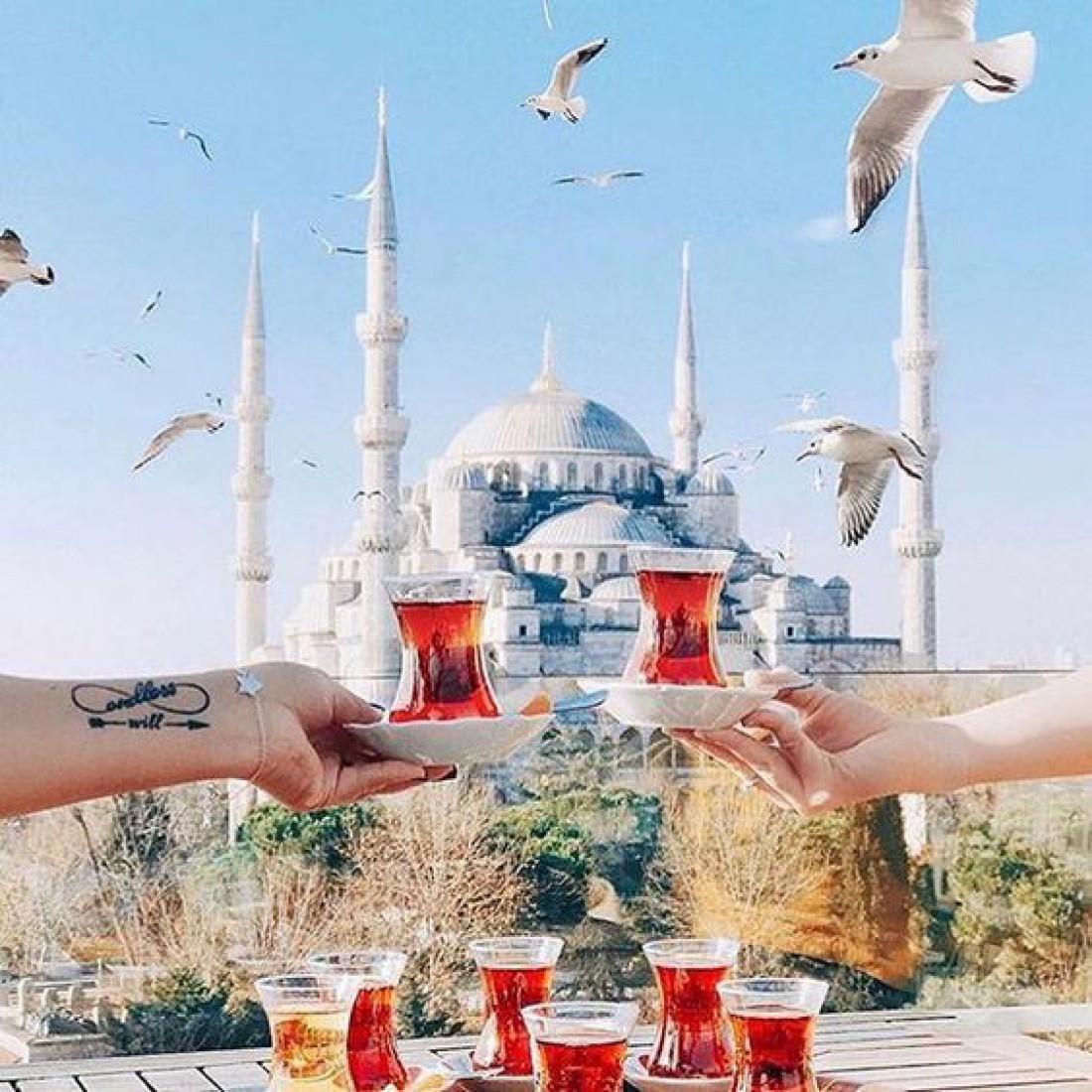 Турция зовет! ТОП 5 мест, которые обязательно стоит посетить