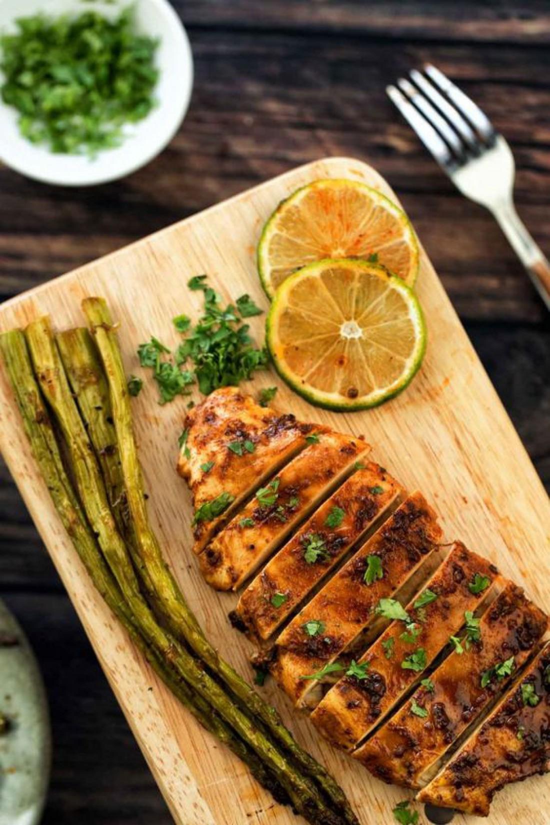 Куриное филе в медово-горчичном маринаде: аппетитный рецепт