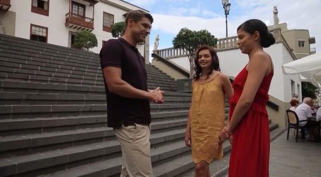 Холостяк 7 выпуск 8: Дмитрий, Лилия и Лидия
