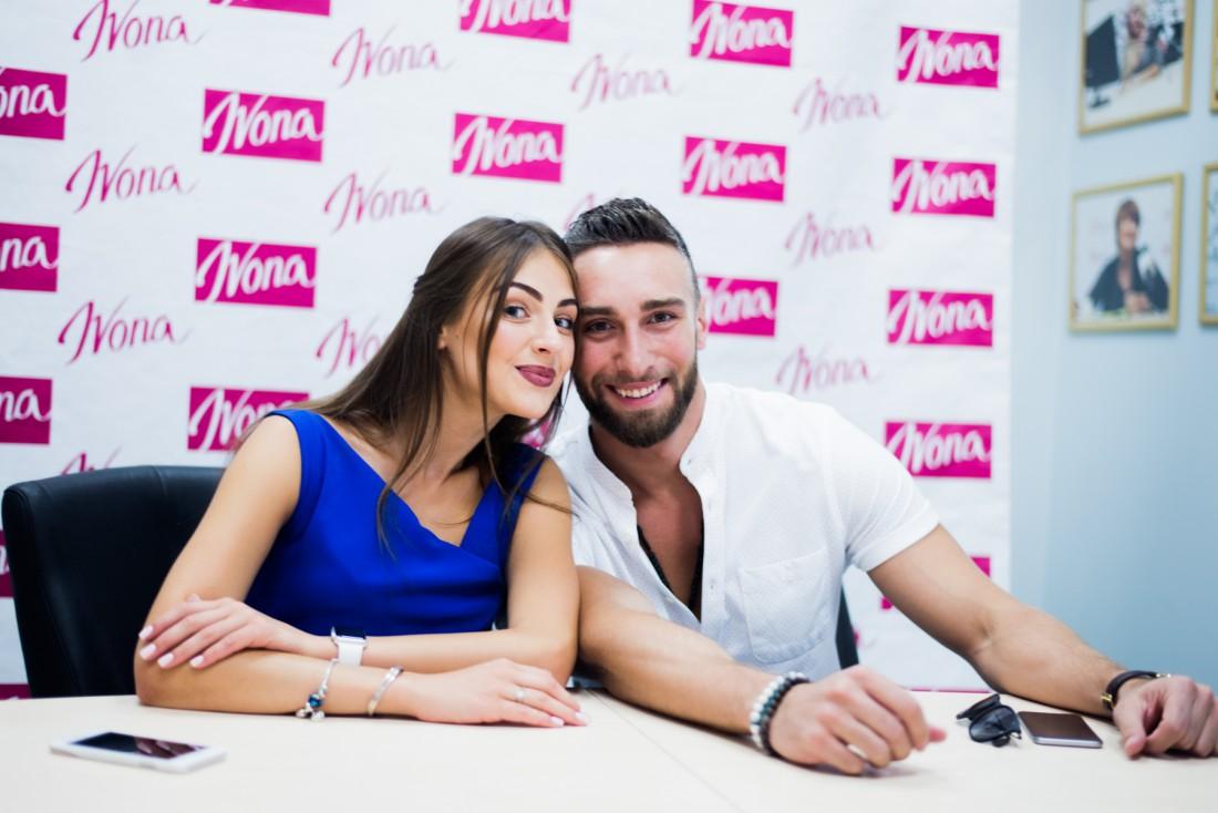 Совсем скоро Иракли и Алена отправлятся на Одесский кинофестиваль