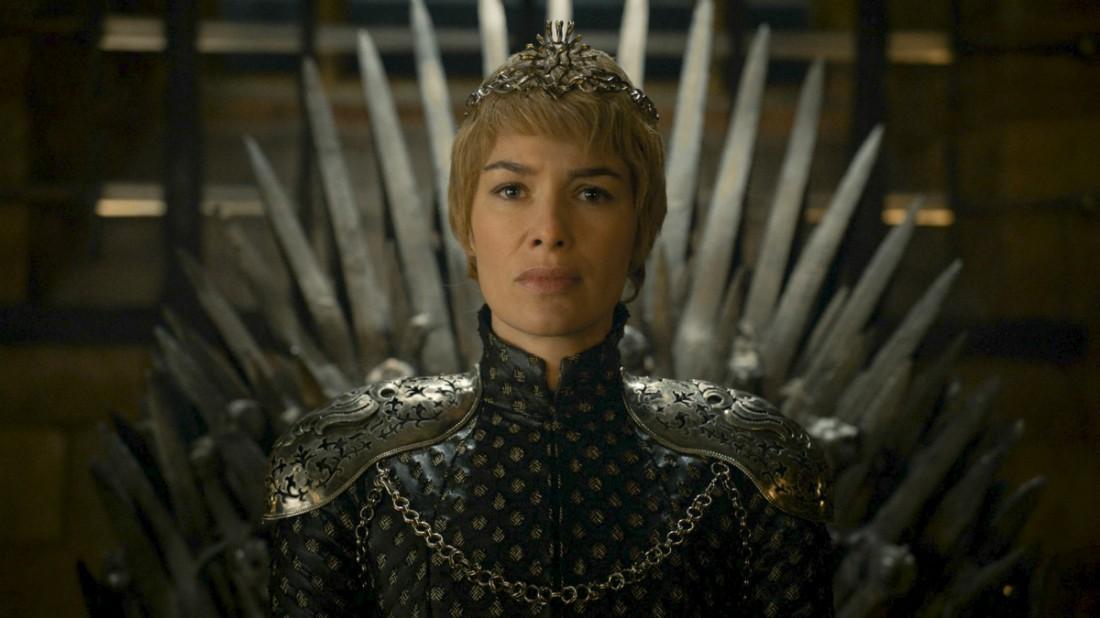 Лена Хиди в роли Серсеи в Игре престолов
