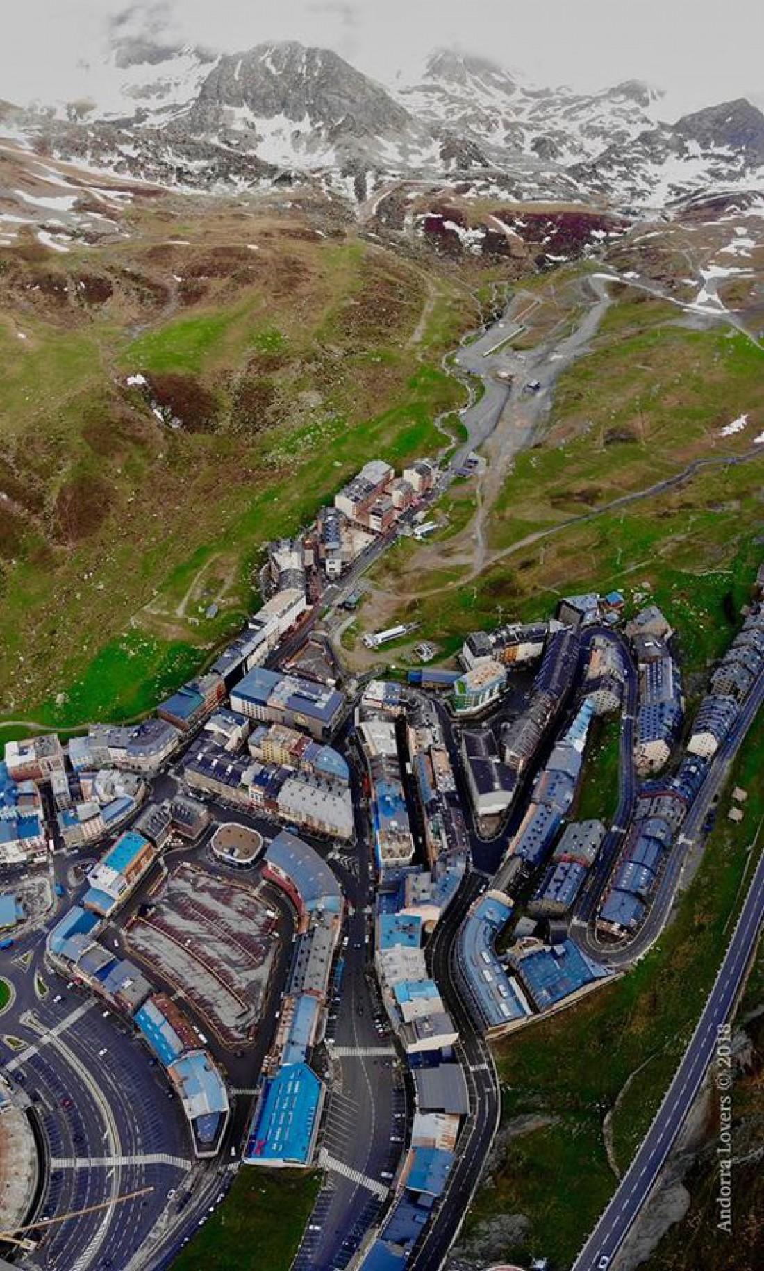 Пас-де-ла-Каса - один из лучших горнолыжных курортов страны
