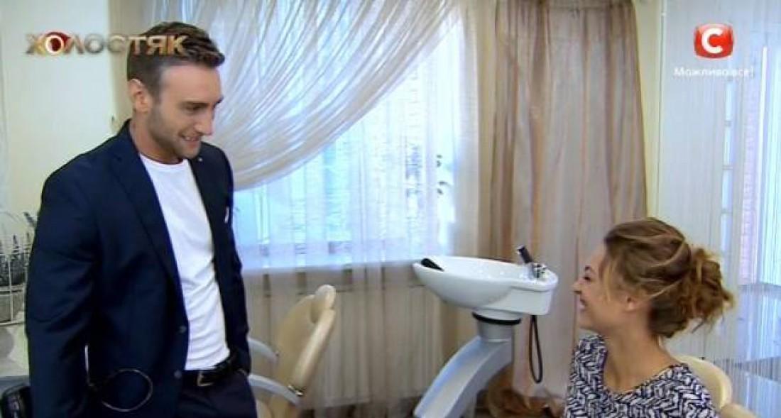 Холостяк 6 сезон 5 выпуск: Иракли привел Алину в салон красоты
