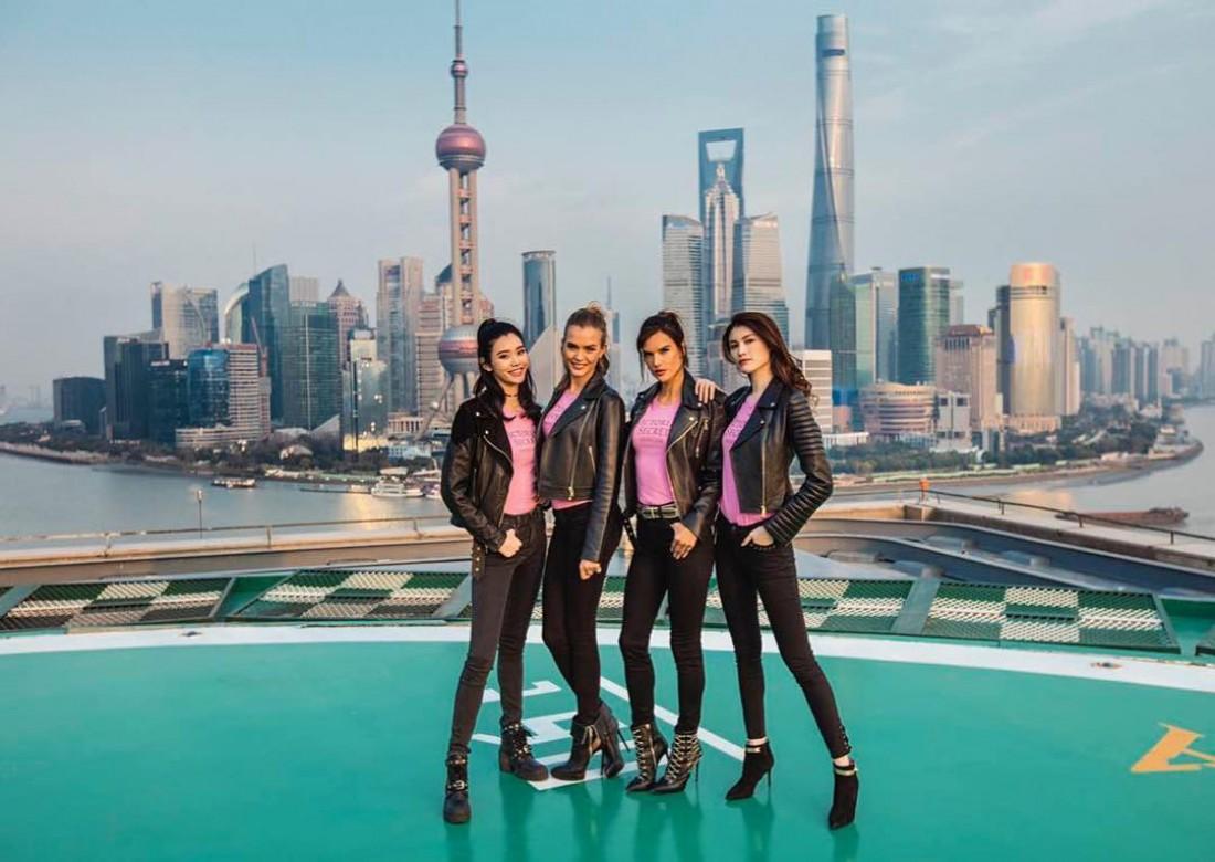 Victoria's Secret Fashion Show 2017 пройдет в Китае