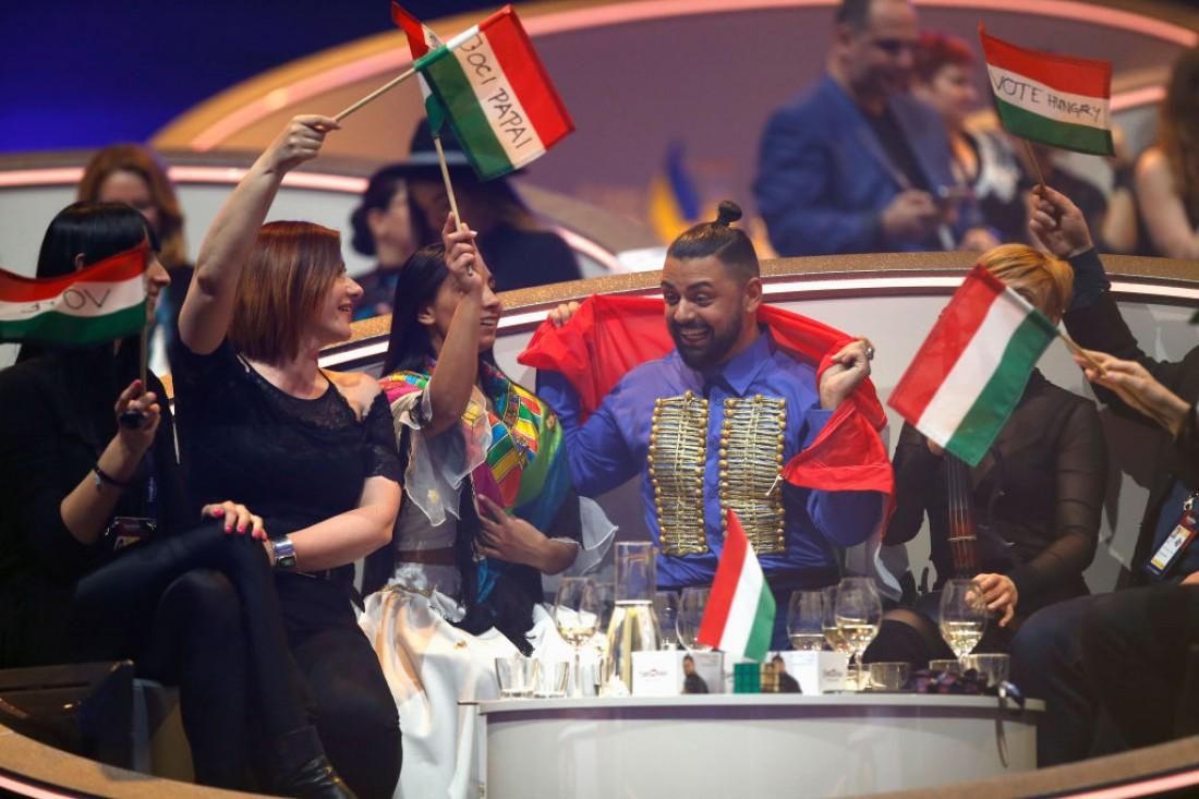 Евровидение 2017: кто прошел в финал - Венгрия
