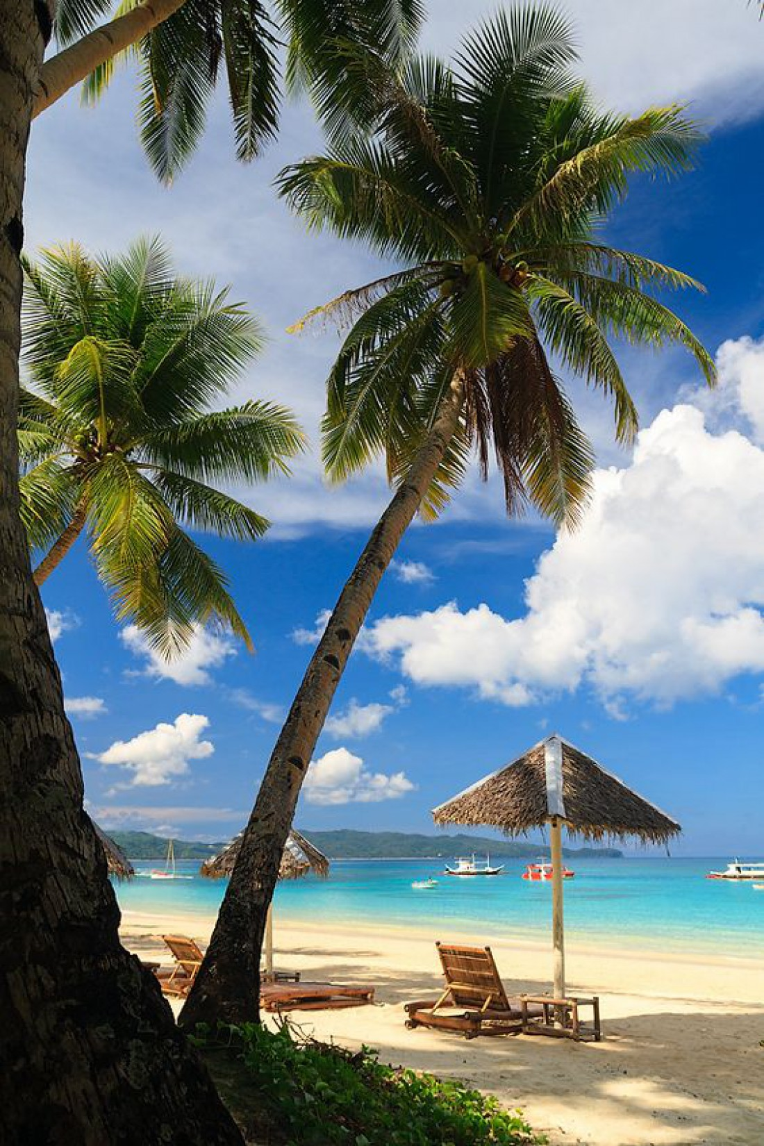 Остров Боракай - один из красивейших островов мира