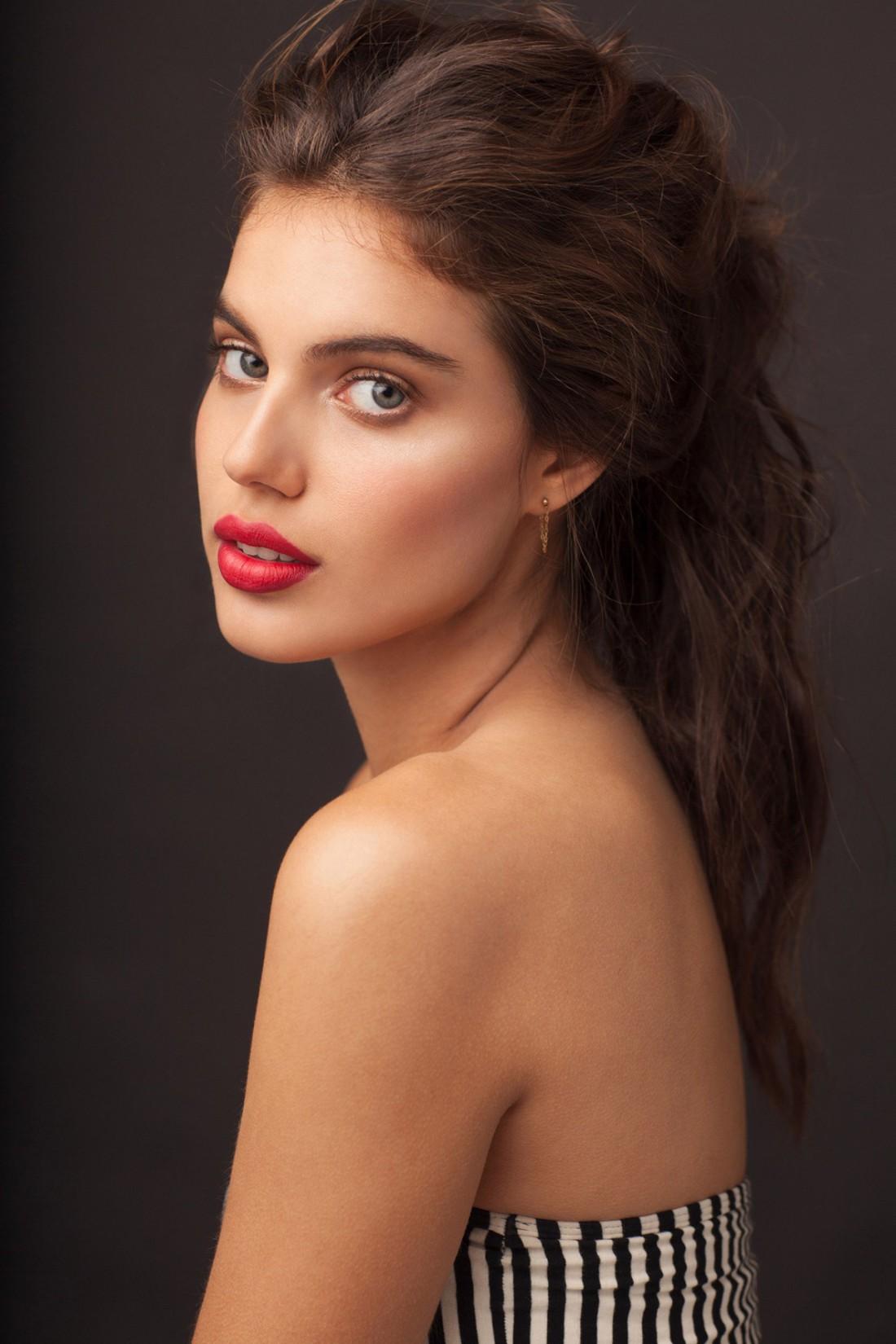 Шломит Малка – одна из самых популярных моделей из Израиля
