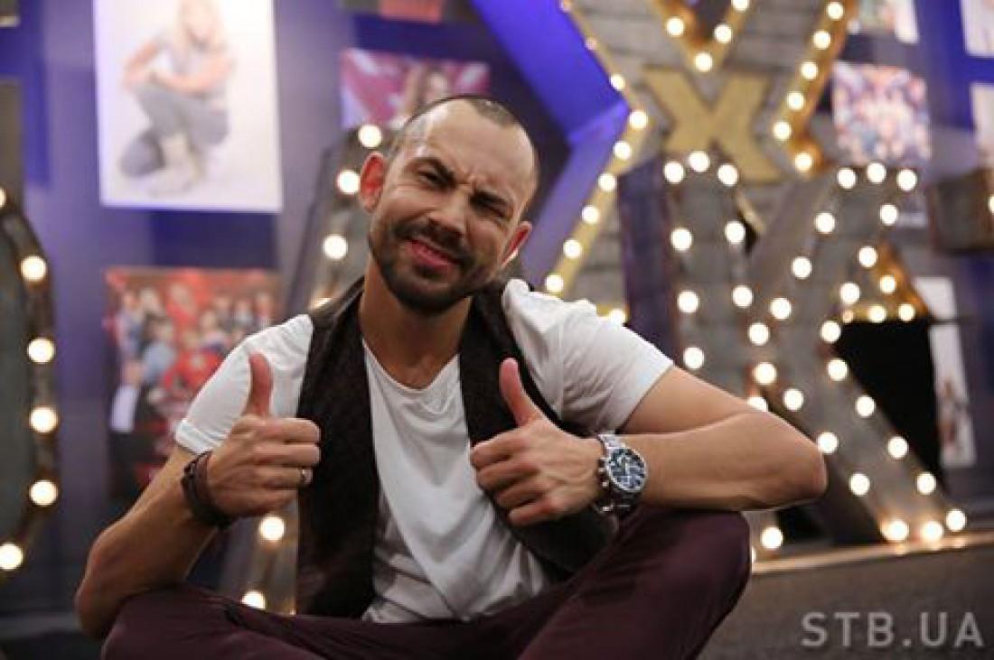 Х-фактор 7 сезон: Андрей Бедняков ведущий шоу