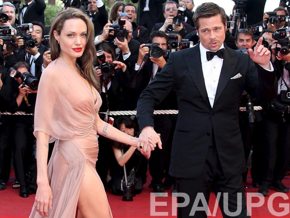 Брэд Питт и Джоли разводятся