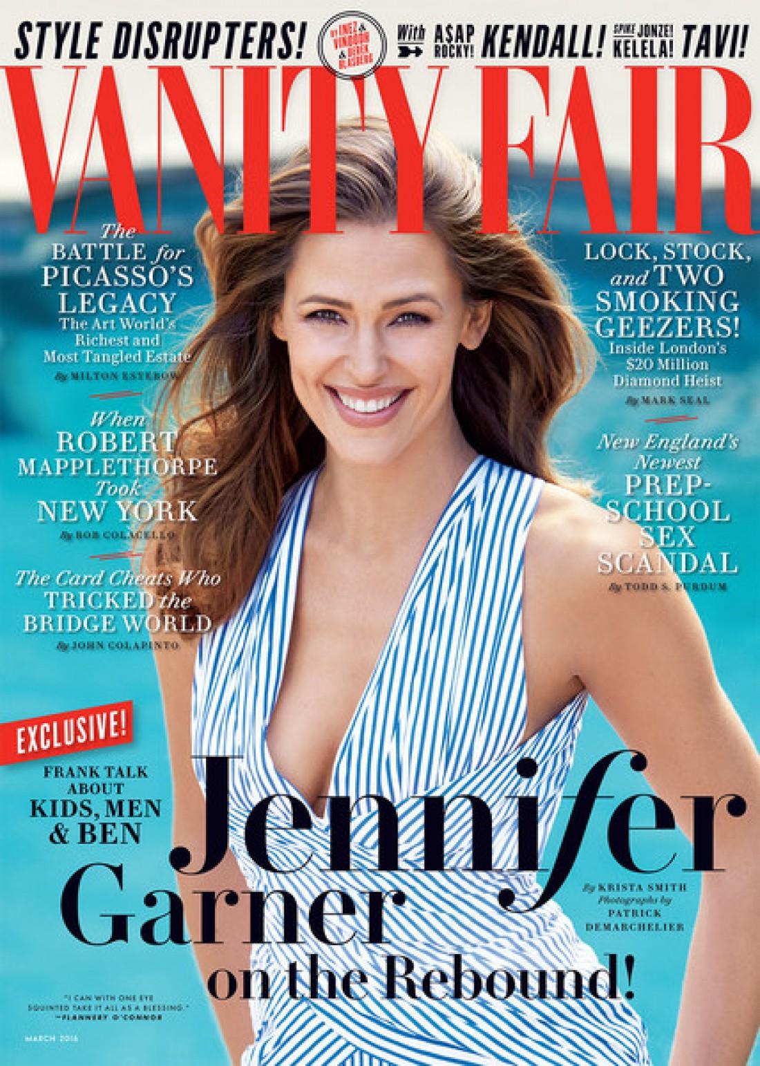 Дженифер Гарнер впервые рассказала о проблемах в отношениях с мужем