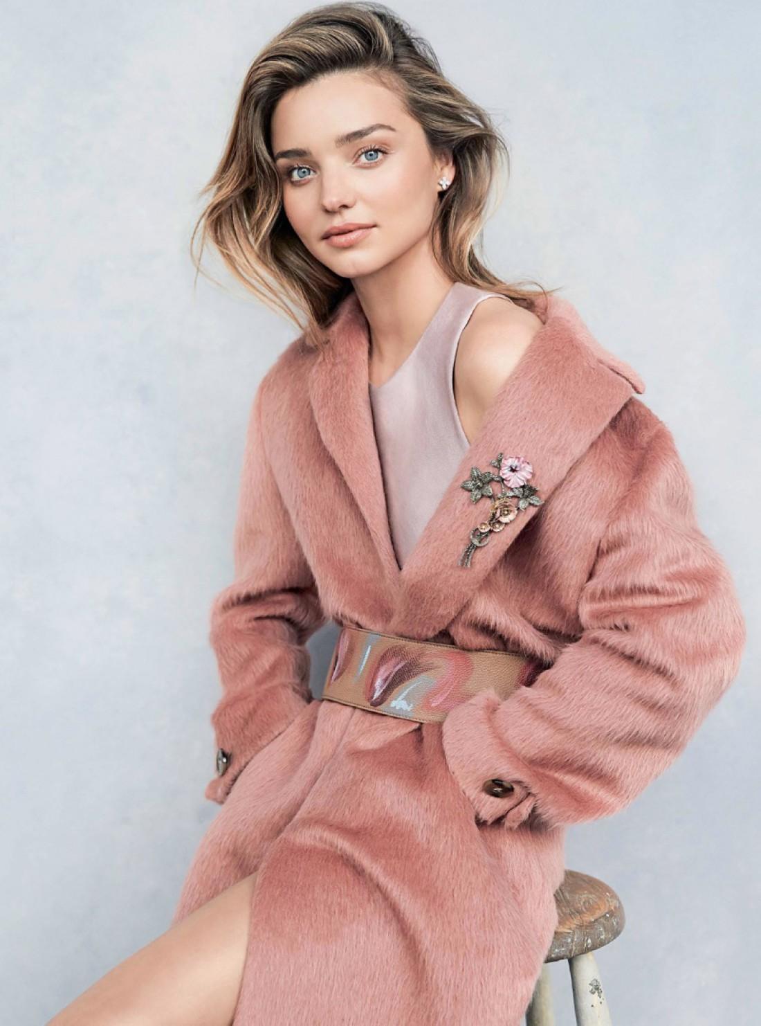 Миранда Керр считается одной из самых красивых моделей современности