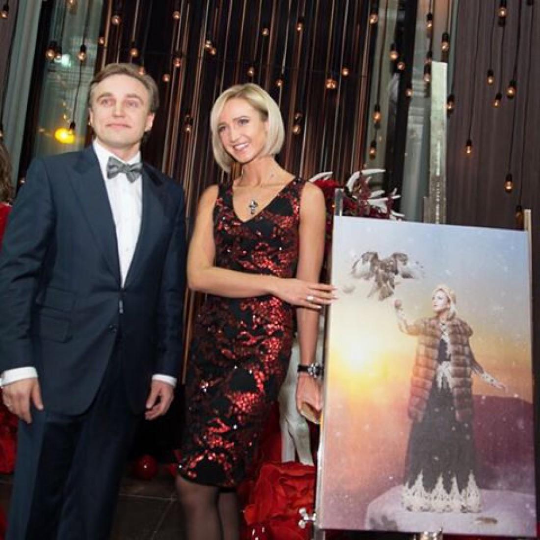 Портрет Оли Бузовой купили за 18 тысяч гривен