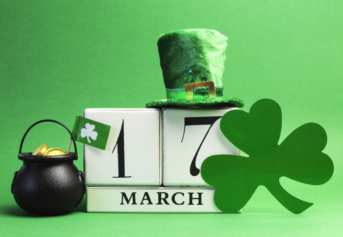 17 марта ирландцы отмечают День святого Патрика