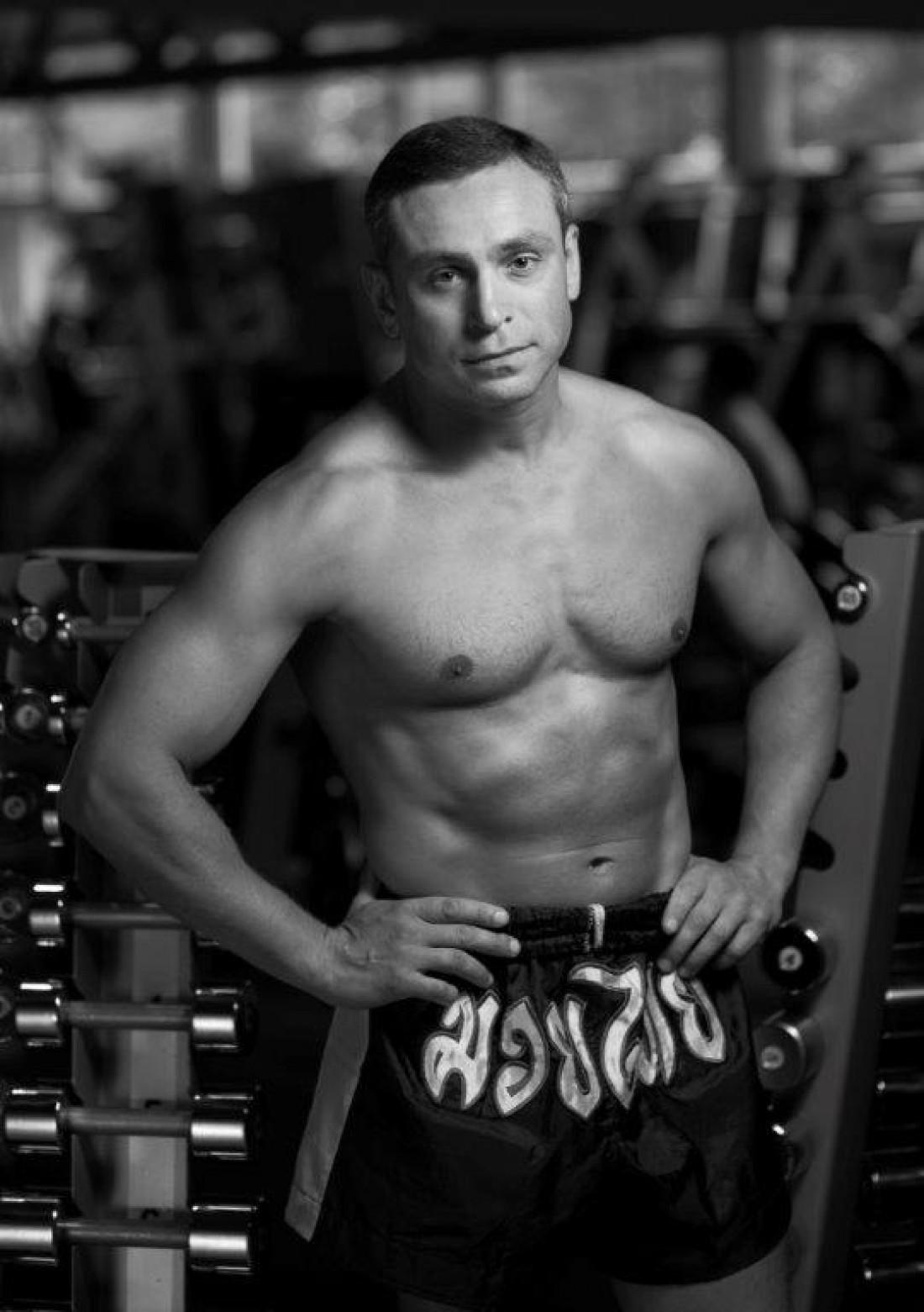 Рыбачок Роман, тренер BodyArt fitness
