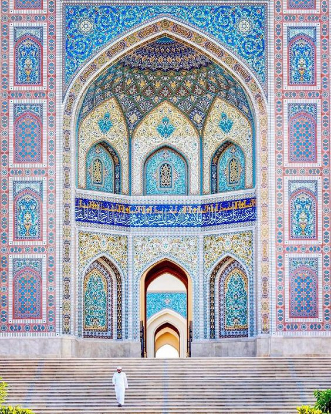 По следам Лоуренса Аравийского: Красивейшие места Омана