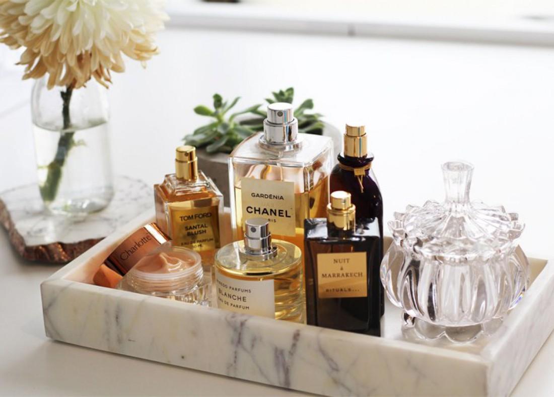 Как хранить косметику и парфюмерию красиво и со вкусом?