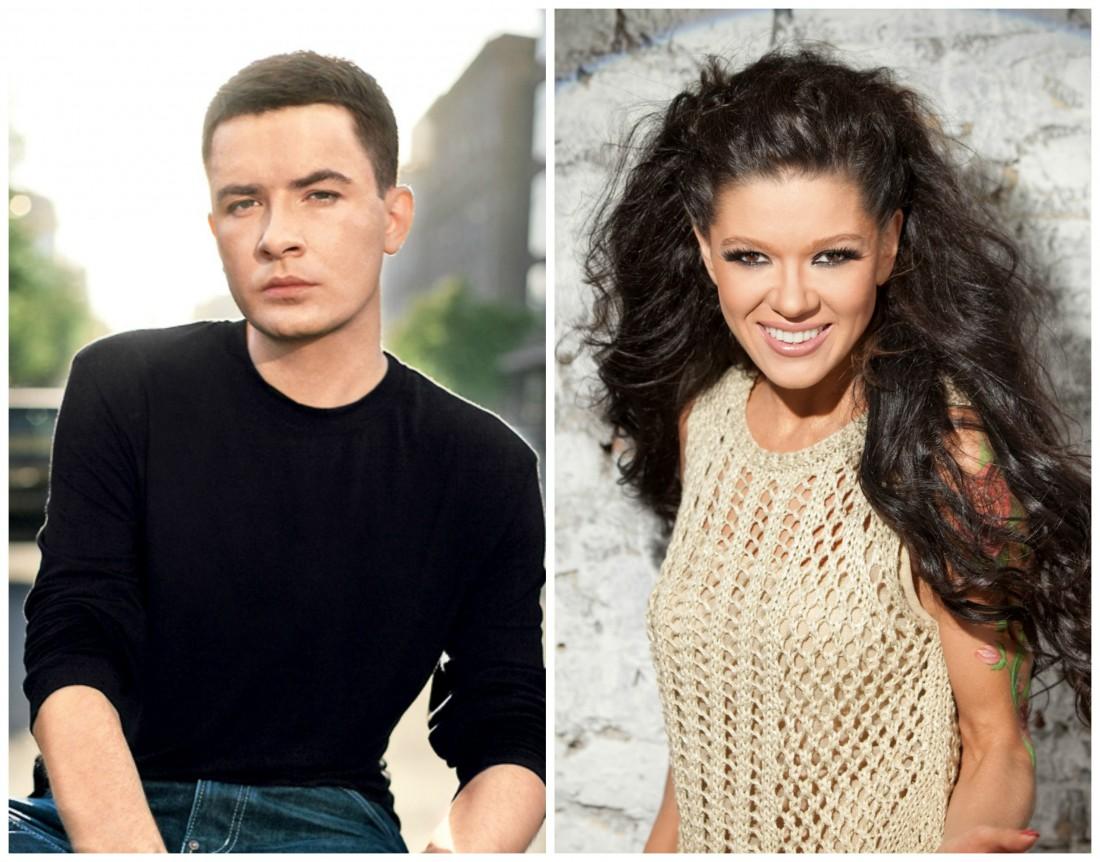 Руслана и Андрей Данилко стали членами жюри