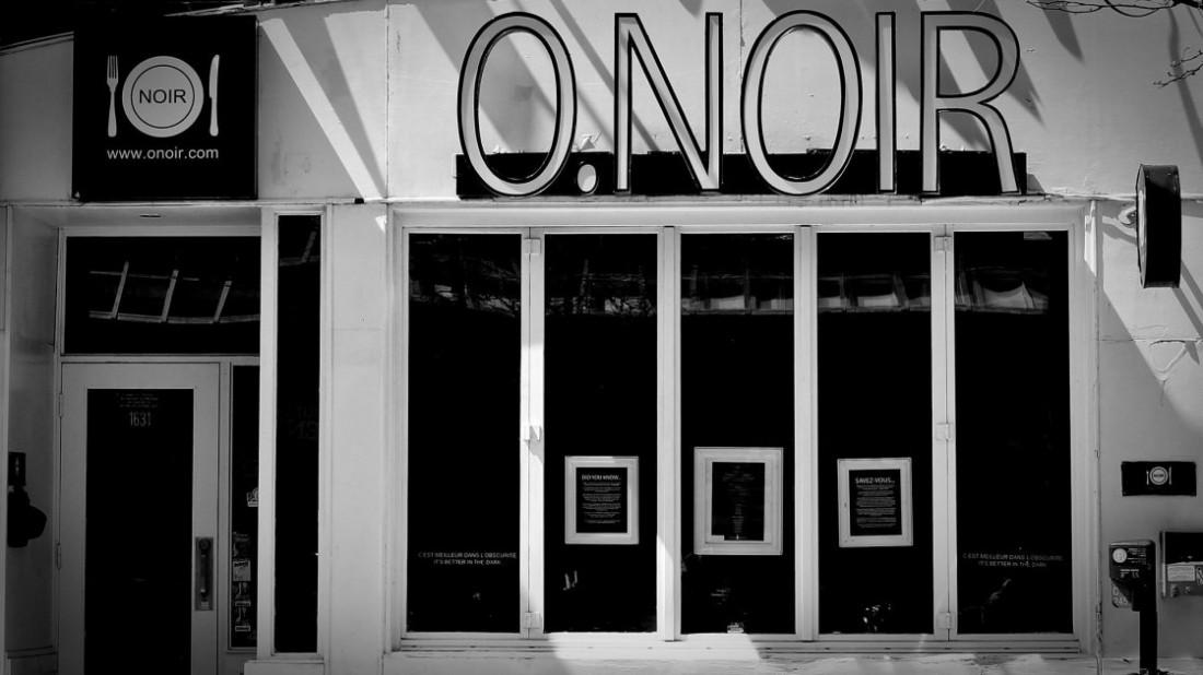O.Noir Restaurant