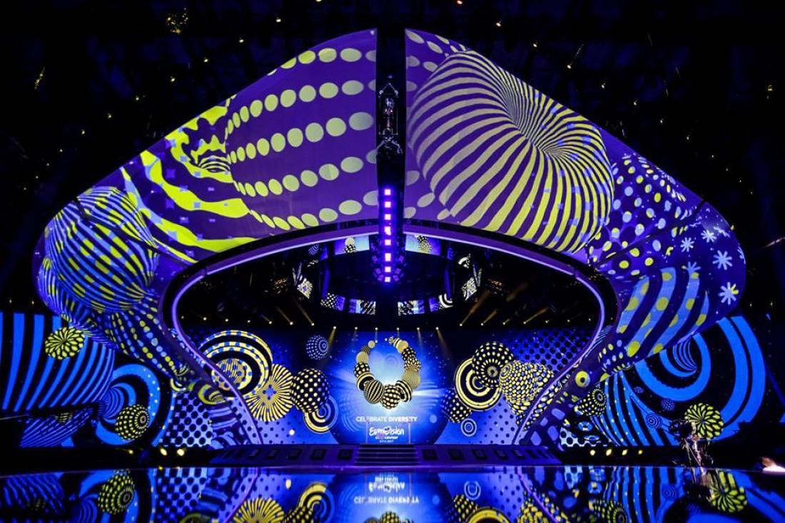 Евровидение 2017: результаты голосования первого полуфинала