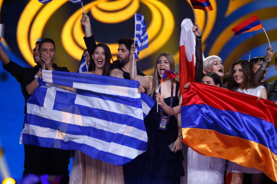 Евровидение 2017: смотри онлайн первый полуфинал