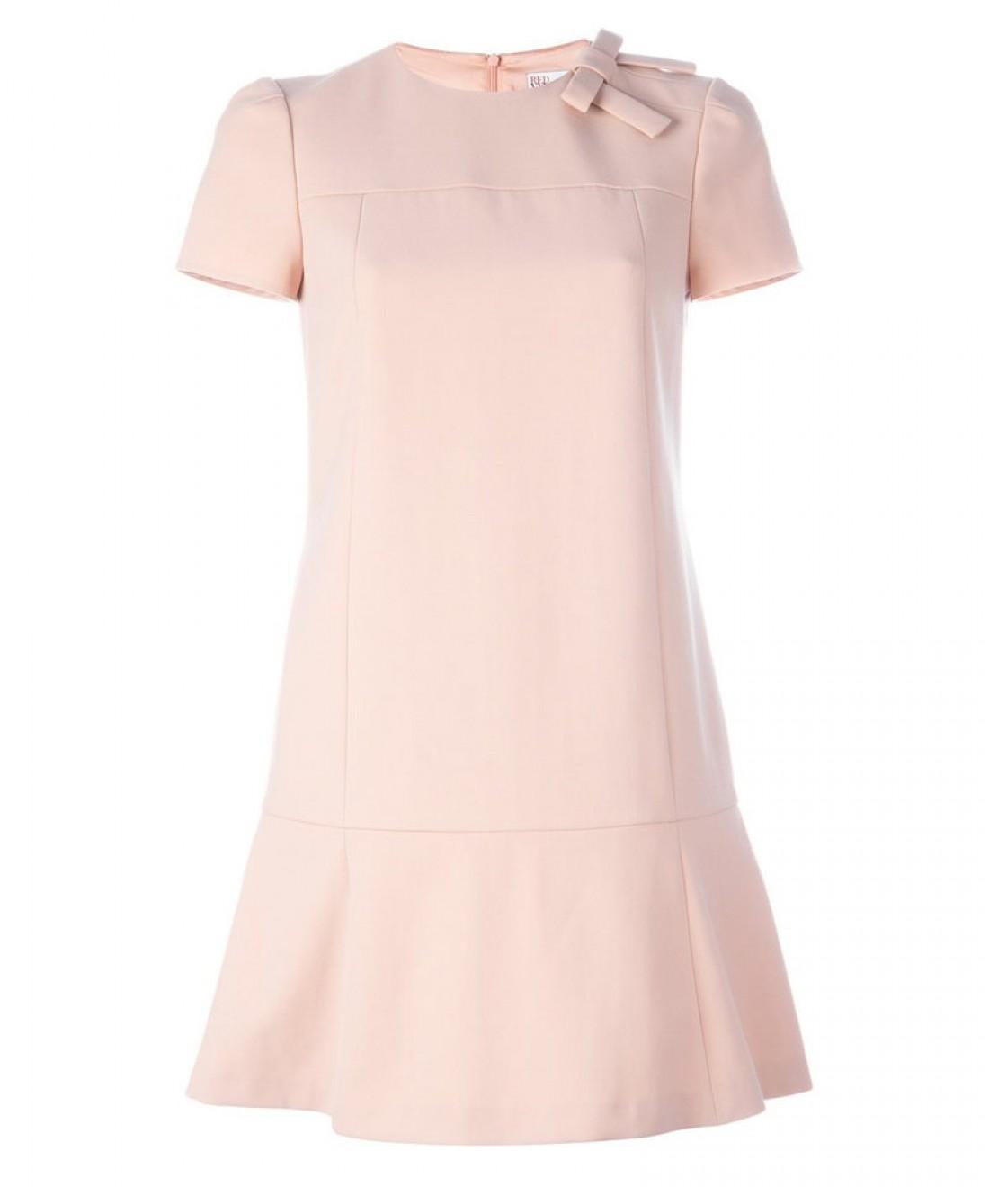 Платье с заниженной талией: вариант № 6