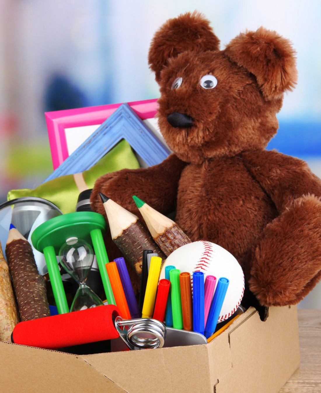Ярмарка товаров для детей