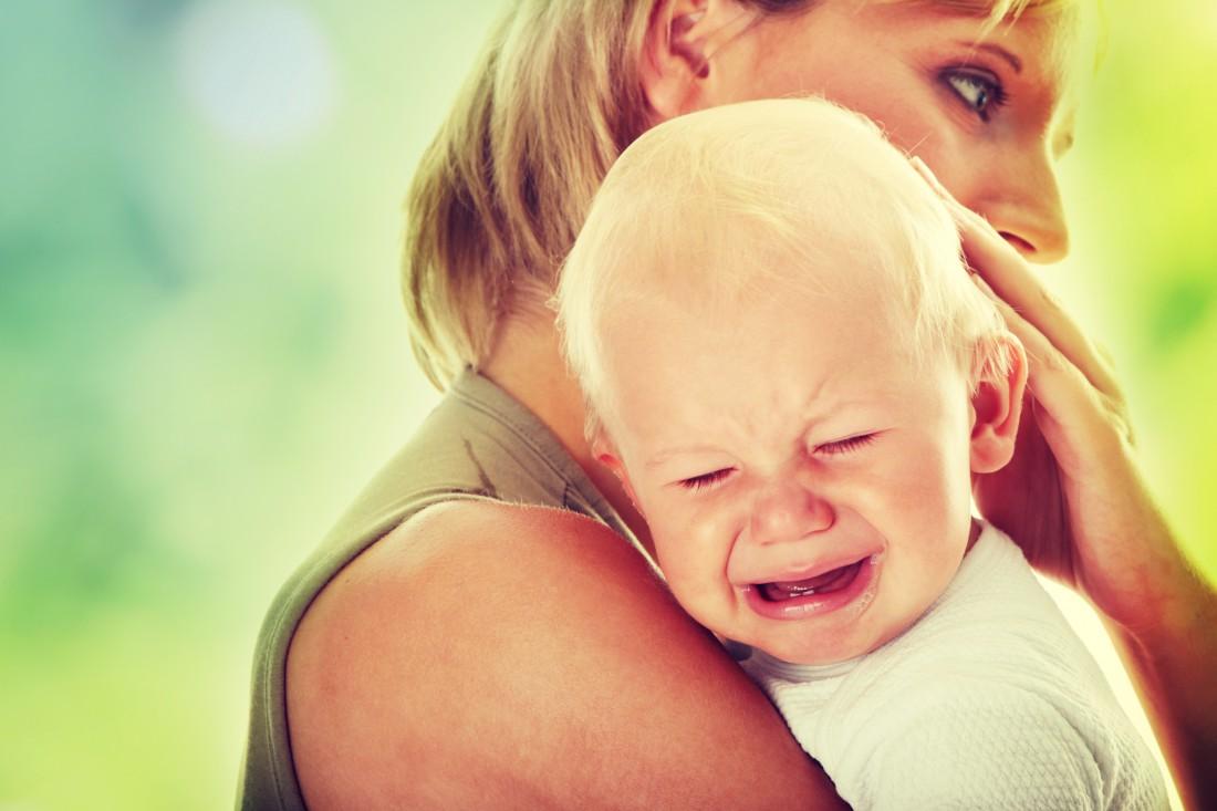 Никогда не кричи на плачущего ребенка – это только усилит истерику