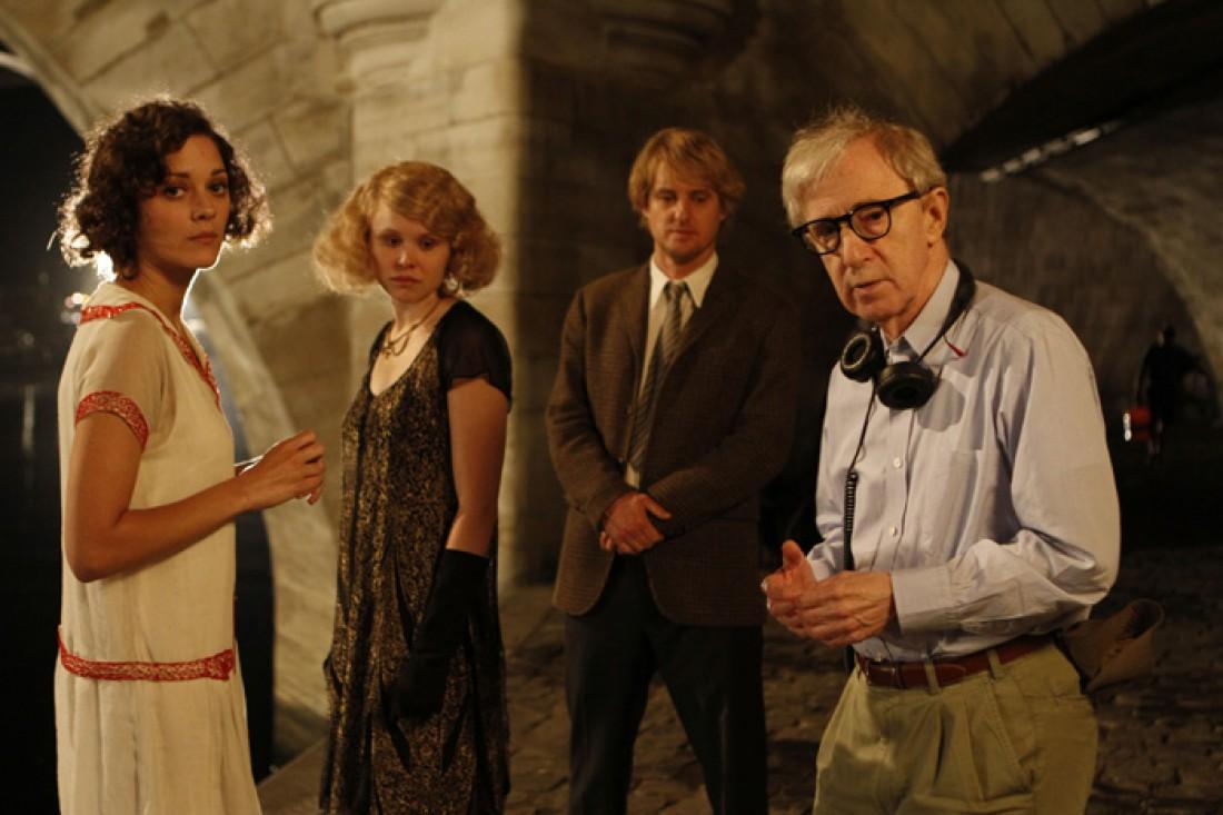 Кадр из фильма Полночь в Париже