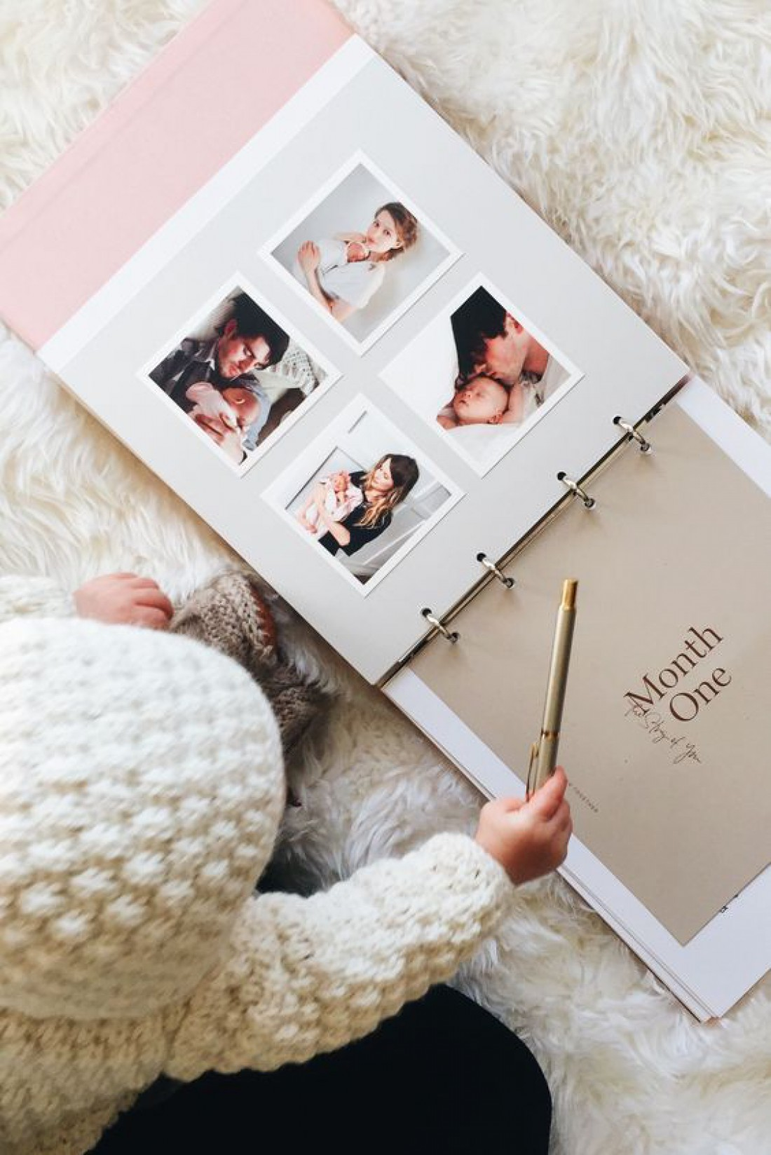 Фотокнига для малыша