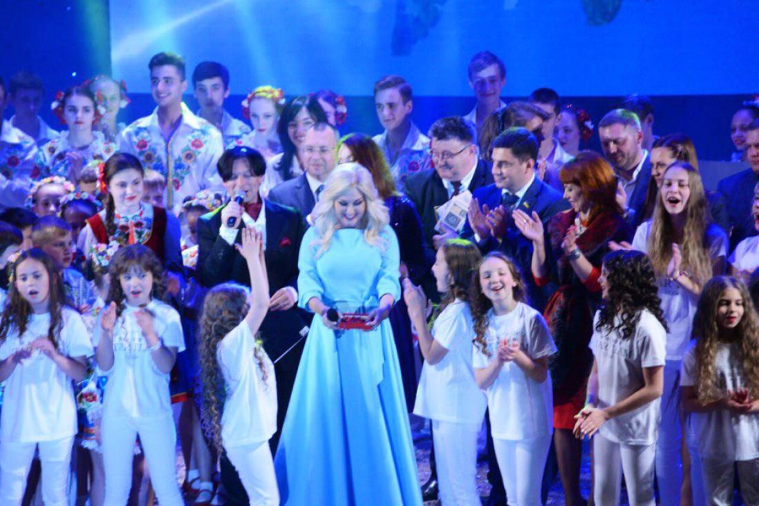Дети за мир во всем мире