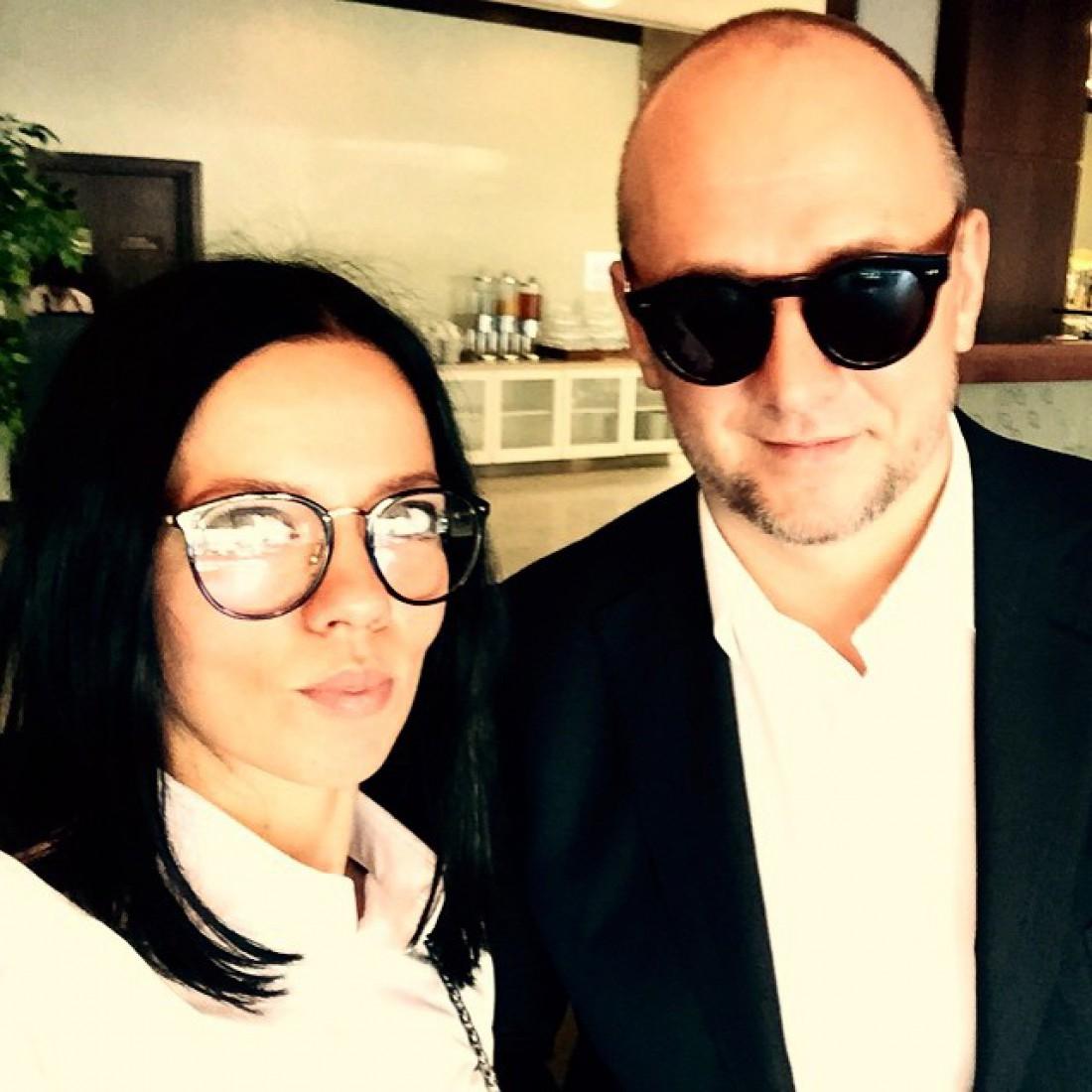 Ирина Горовая и Алексей Потапенко