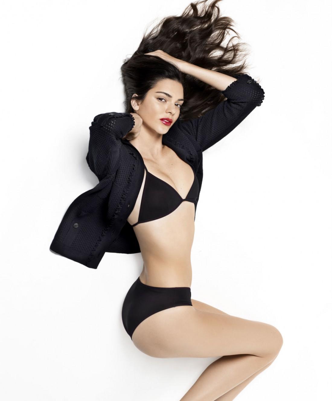 Кендалл Дженнер появилась в новой фотосессии для Harper's Bazaar