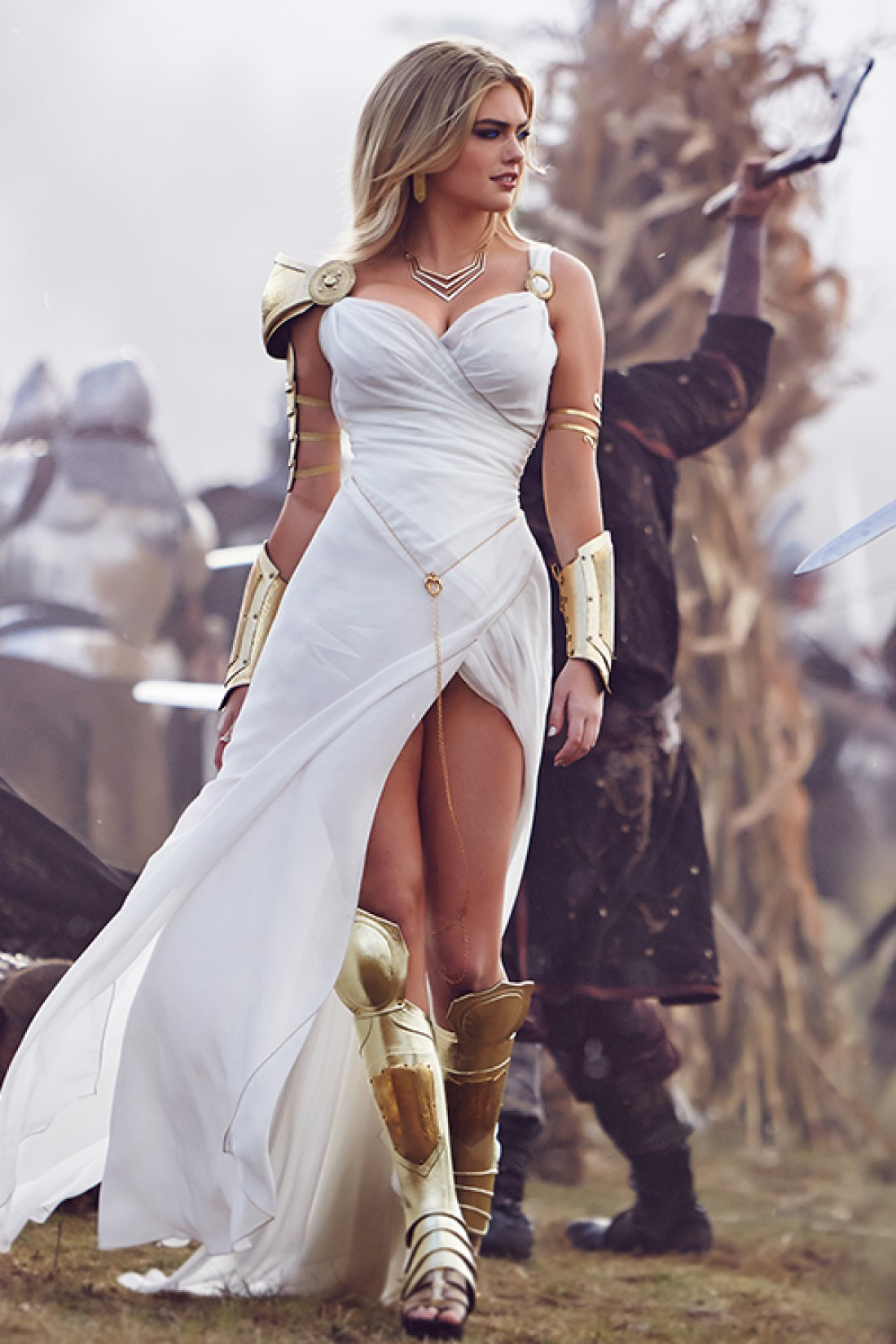 Кейт Аптон пользуется большой популярностью в киноиндустрии