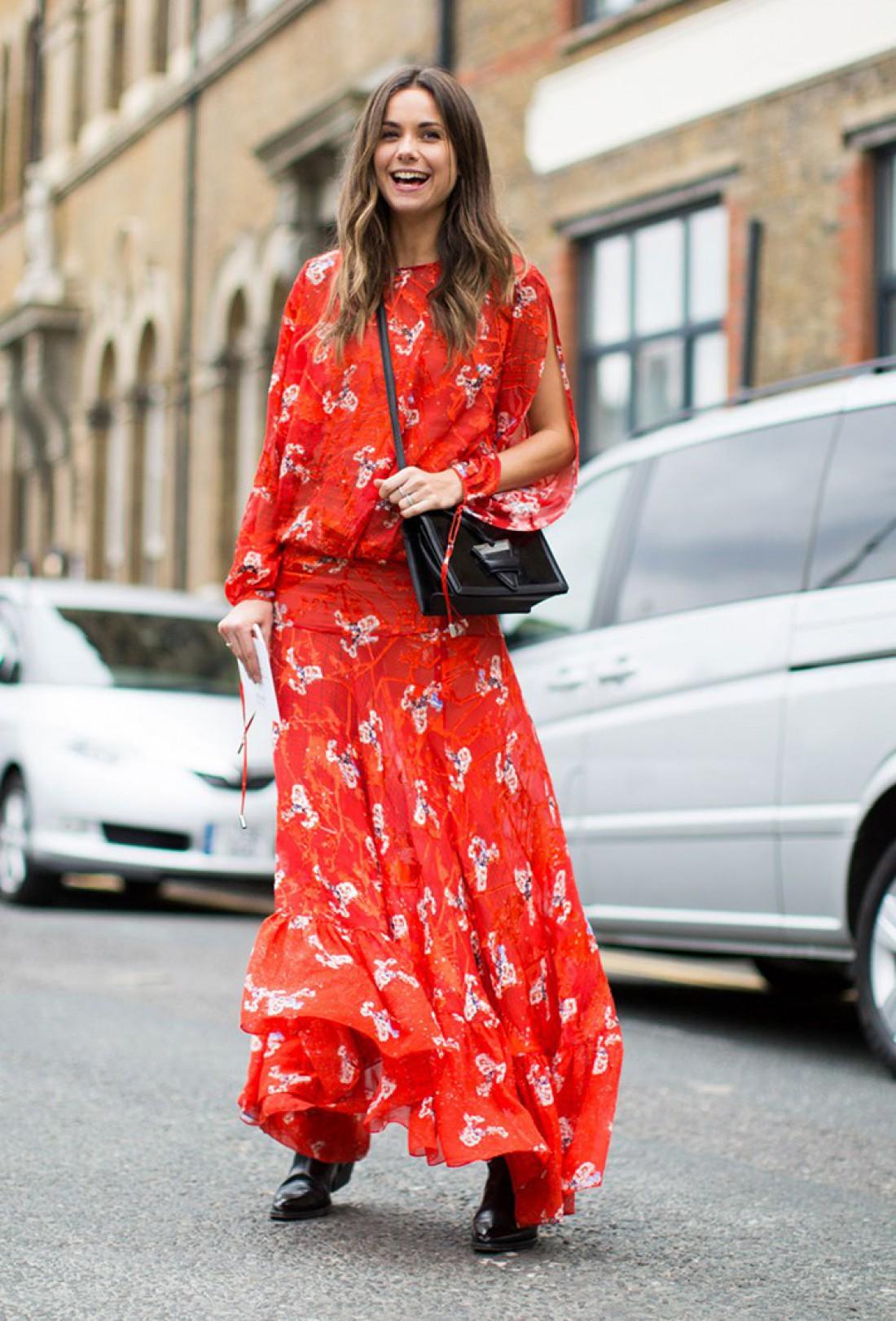 Неделя моды в Лондоне: лучшие образы