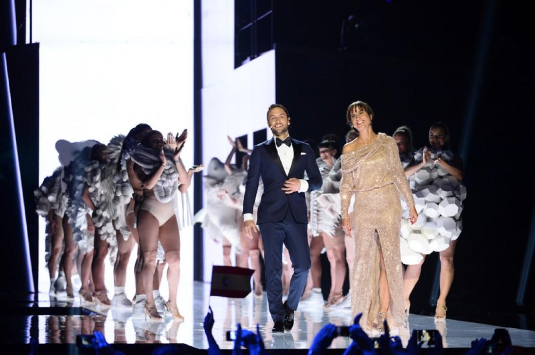 Евровидение 2016: ведущие Монс Зелмерлев и Петра Меде