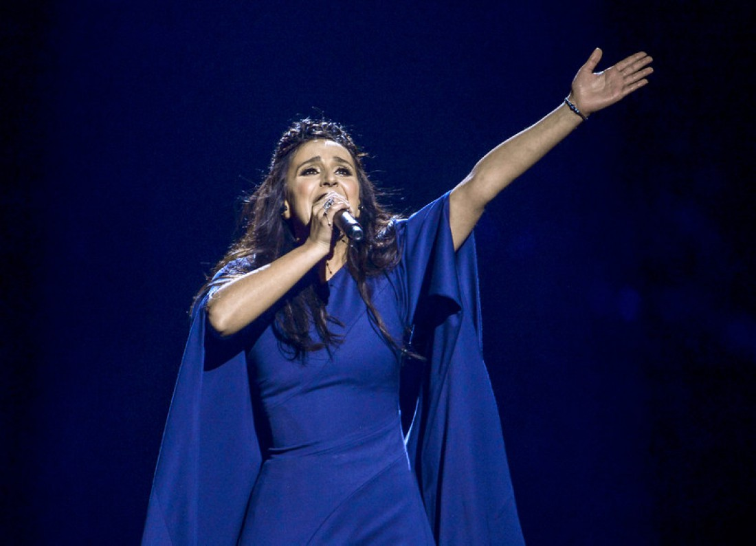 Евровидение 2016: Джамла прошла в финал