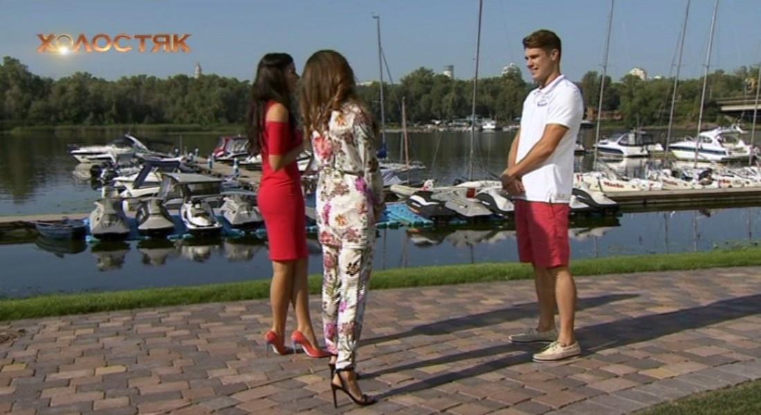 Холостяк 7 выпуск 5: Дмитрий, Софа и Саша