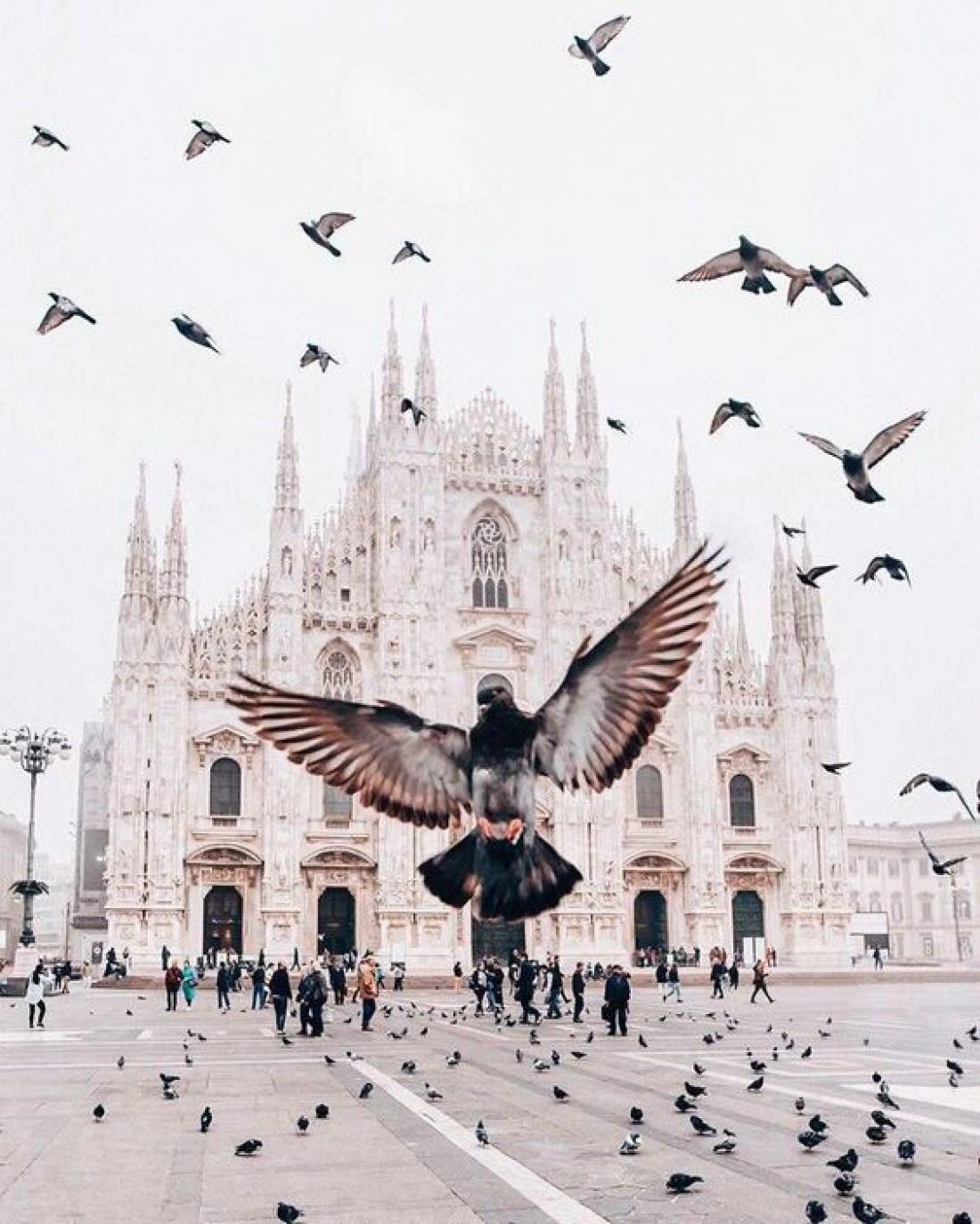 Милан поражает своей роскошью и утонченностью