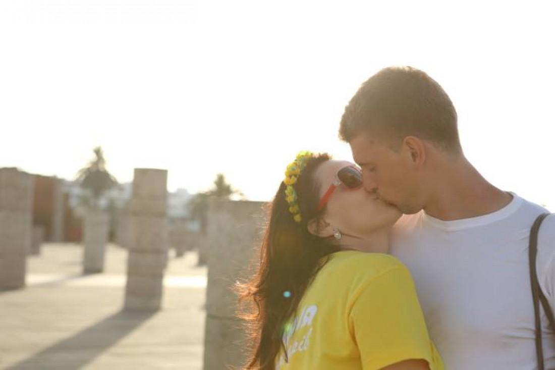Соля і Влад в Марокко