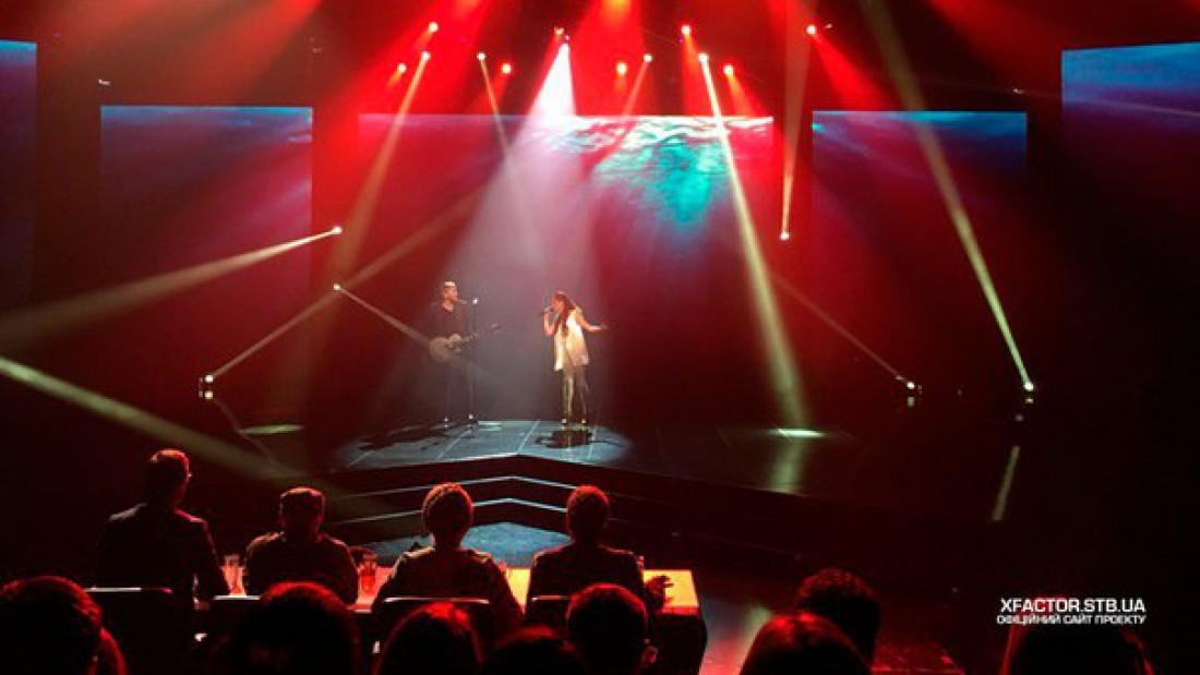 Х фактор 6: Джамала, Бонни Тайлер и Джеймс Артур споют в дуэте с финалистами проекта
