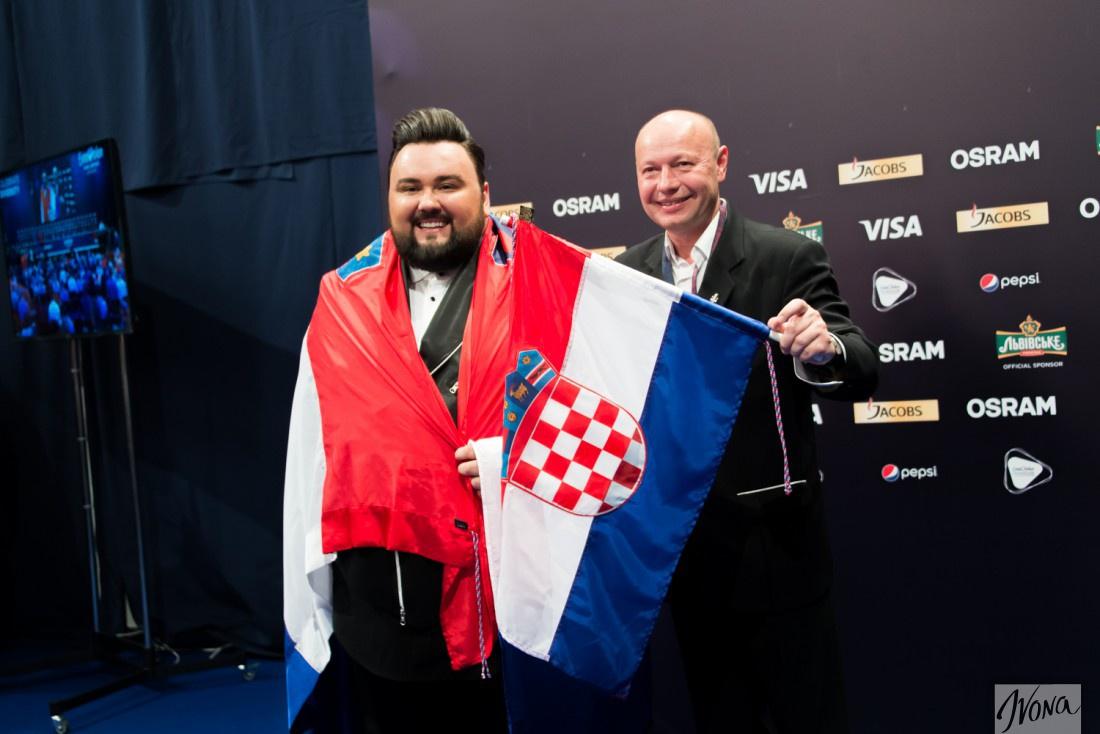 Евровидение 2017: Хорватия – Жак Худек