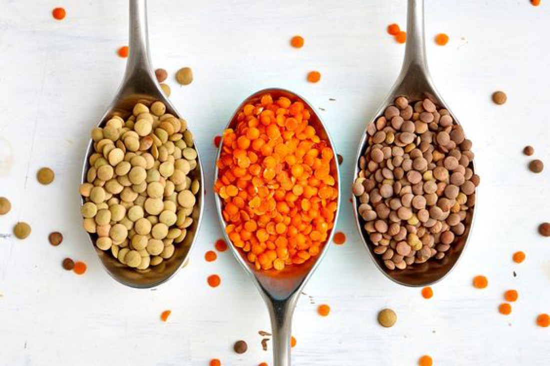 ТОП-7 продуктов с высоким содержанием клетчатки