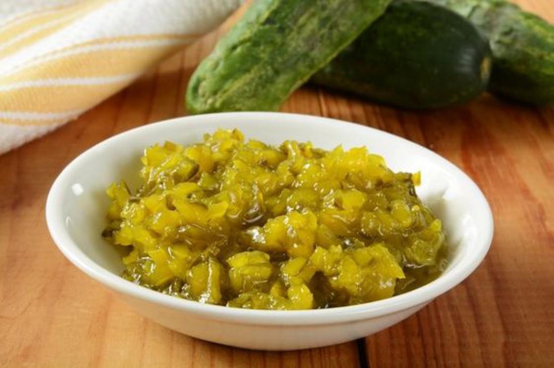 Рецепт аджики из соленых огурцов