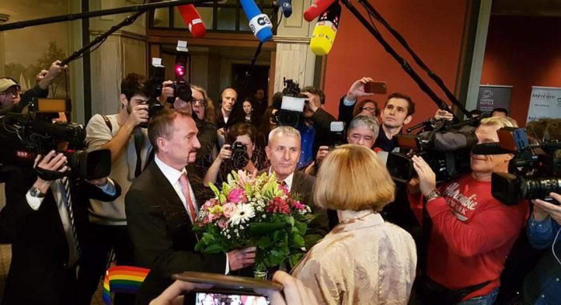 Однополый брак в Германии