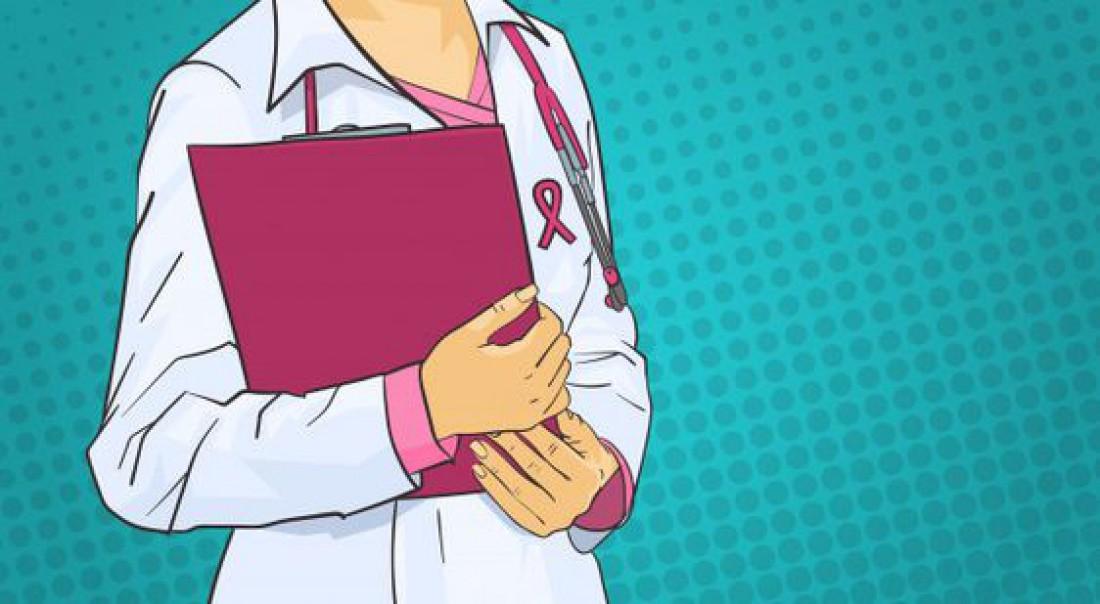 20 октября - Всеукраинский день борьбы против рака груди