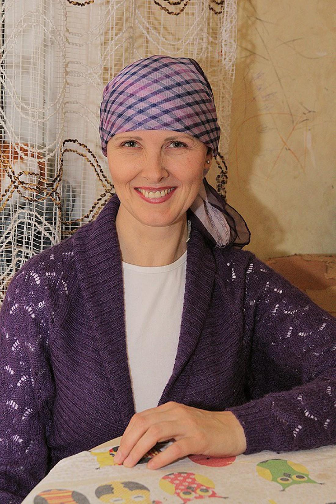 Украинские журналисты объединились, чтобы спасти мать 12 детей от рака